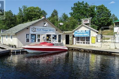 Home for sale at 1021 Marina Rd Huntsville Ontario - MLS: 185445