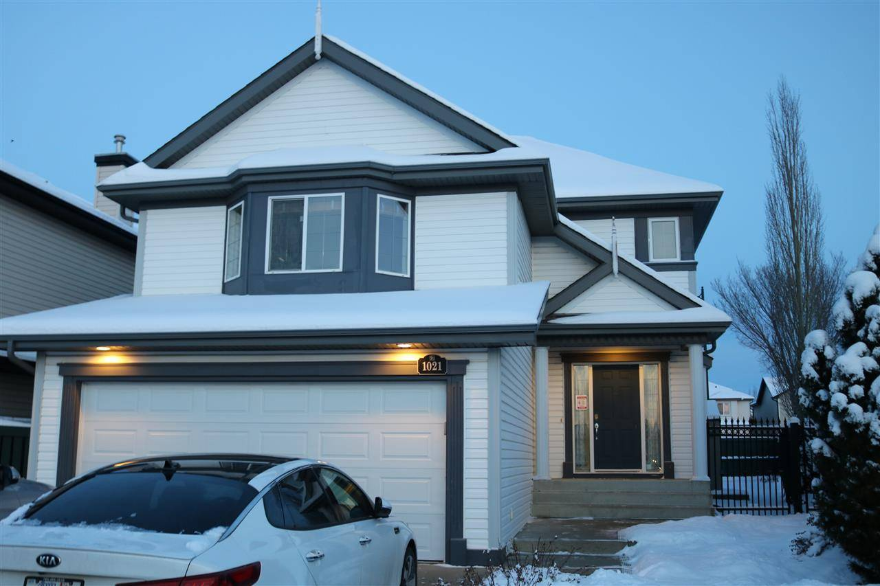 House for sale at 1021 Rutherford Pl Sw Edmonton Alberta - MLS: E4179701