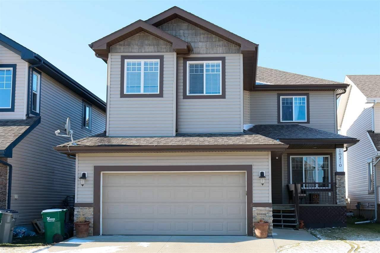 House for sale at 10210 96 St Morinville Alberta - MLS: E4178598