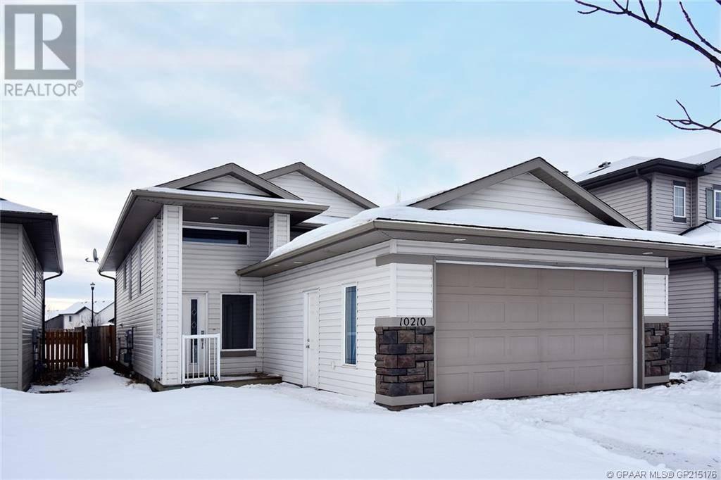 House for sale at 10210 Landing Dr Grande Prairie Alberta - MLS: GP215176
