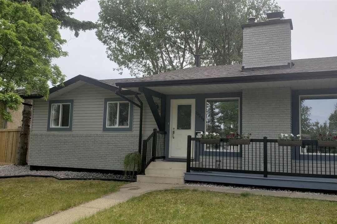 House for sale at 10211 172 Av NW Edmonton Alberta - MLS: E4198113