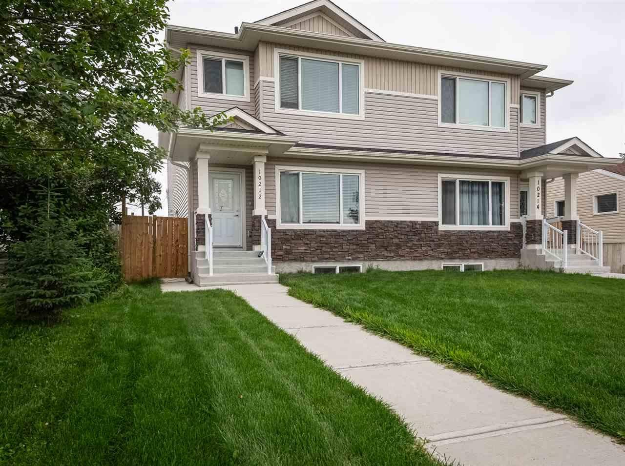 Townhouse for sale at 10212 157 St Nw Edmonton Alberta - MLS: E4178587