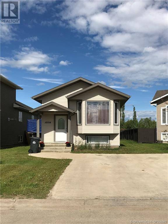 House for sale at 10214 93 St Sexsmith Alberta - MLS: GP206045