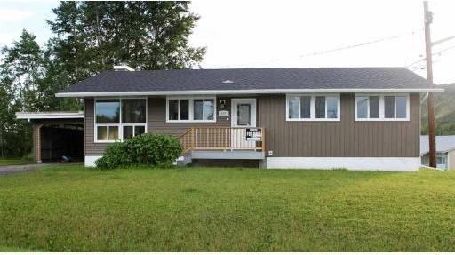 House for sale at 10215 Garbitt Cres Hudsons Hope British Columbia - MLS: R2363752