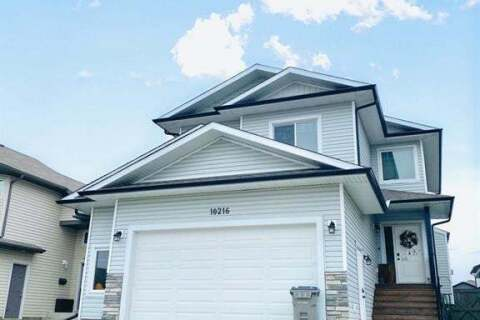House for sale at 10216 125 Ave Grande Prairie Alberta - MLS: A1016232