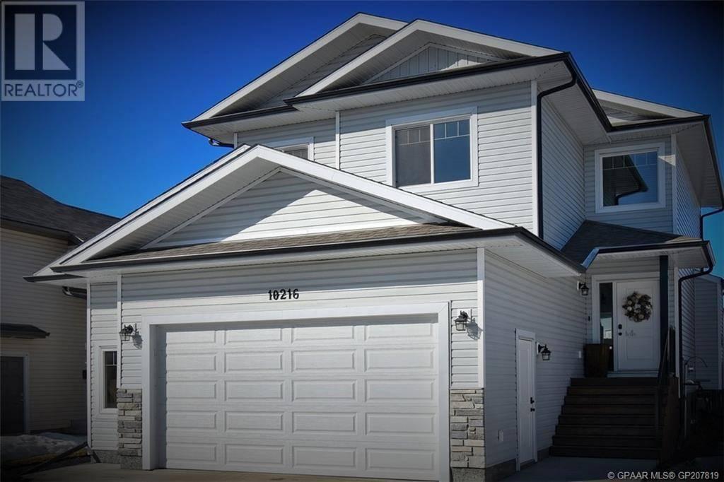 House for sale at 10216 125 Ave Grande Prairie Alberta - MLS: GP207819