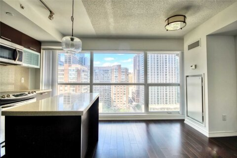 Apartment for rent at 386 Yonge St Unit 1022 Toronto Ontario - MLS: C4962998