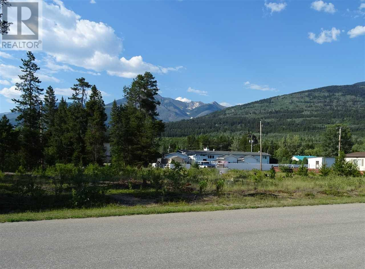 Home for sale at 1022 9th Ave Valemount British Columbia - MLS: R2414363