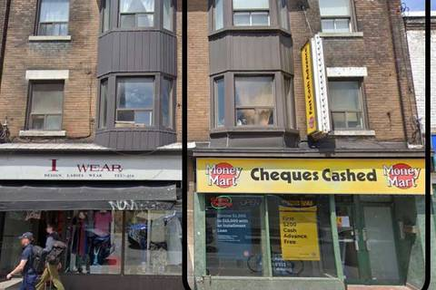 Commercial property for sale at 1022 Bloor St Toronto Ontario - MLS: W4521616