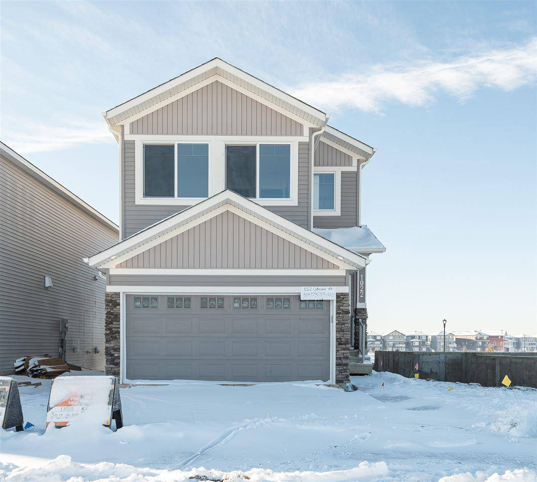 House for sale at 1022 Cy Becker Rd Nw Edmonton Alberta - MLS: E4185376
