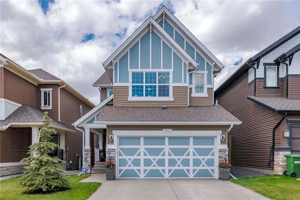 House for sale at 1022 Kings Heights Wy SE Kings Heights, Airdrie Alberta - MLS: C4299061