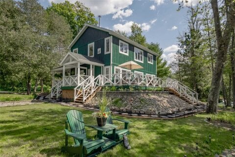 House for sale at 1022 Milford Bay Rd Muskoka Lakes Ontario - MLS: X4986157