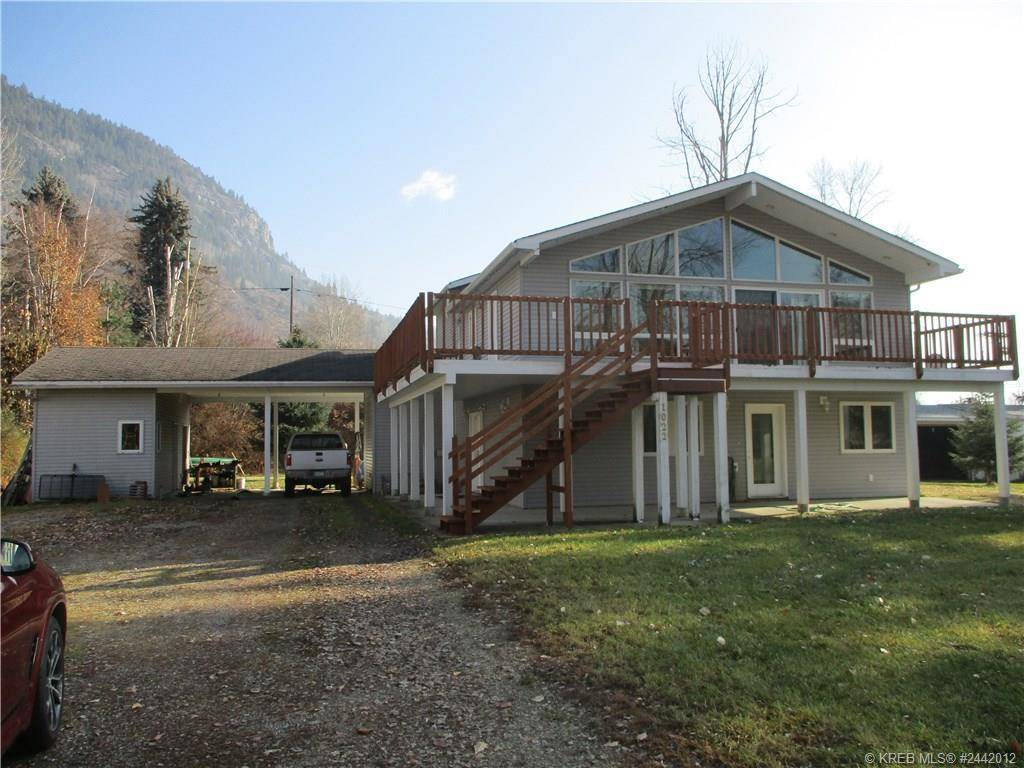 House for sale at 1022 Raspberry Road  Robson/raspberry/brilliant British Columbia - MLS: 2442012