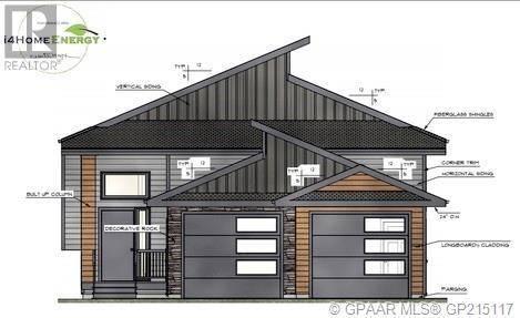 House for sale at 10221 128 Ave Grande Prairie Alberta - MLS: GP215117