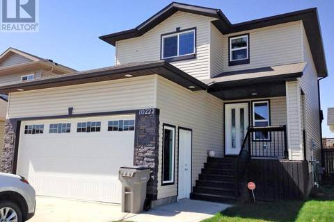 House for sale at 10222 85b St Grande Prairie Alberta - MLS: GP205430