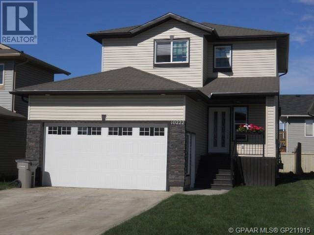 House for sale at 10222 85b St Grande Prairie Alberta - MLS: GP211915