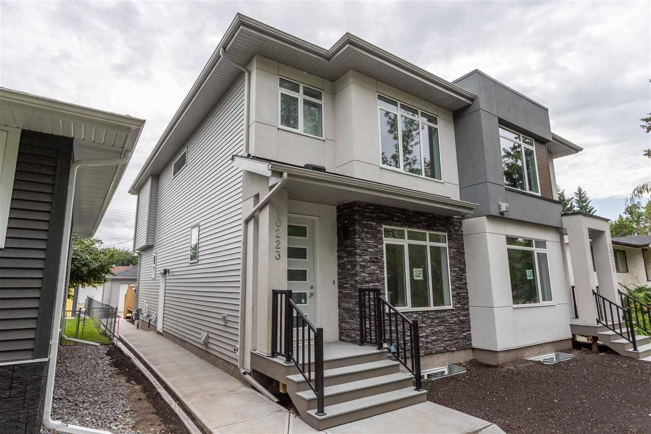 Townhouse for sale at 10223 80 St Nw Edmonton Alberta - MLS: E4169289