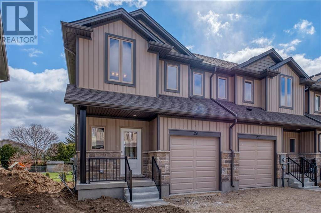 Townhouse for sale at 1023 Devonshire Ave Woodstock Ontario - MLS: 30802531