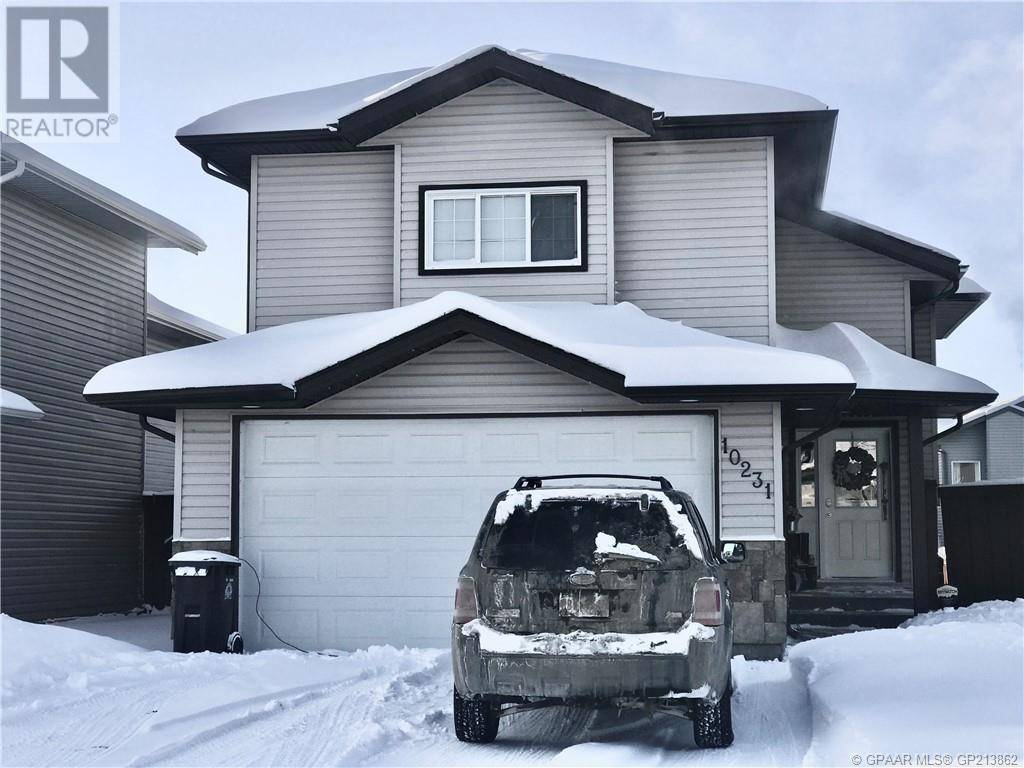 House for sale at 10231 93 St Sexsmith Alberta - MLS: GP213862