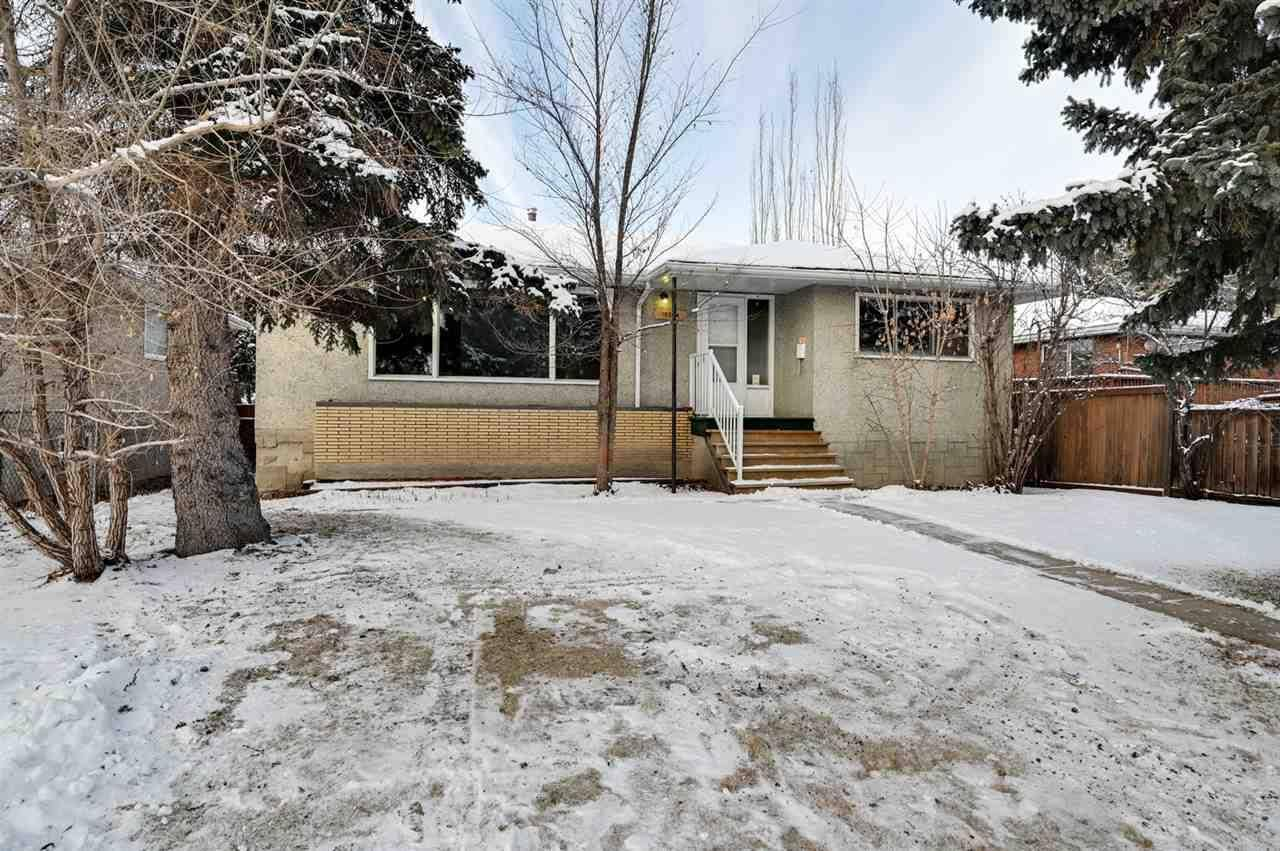 House for sale at 10234 73 St Nw Edmonton Alberta - MLS: E4181836