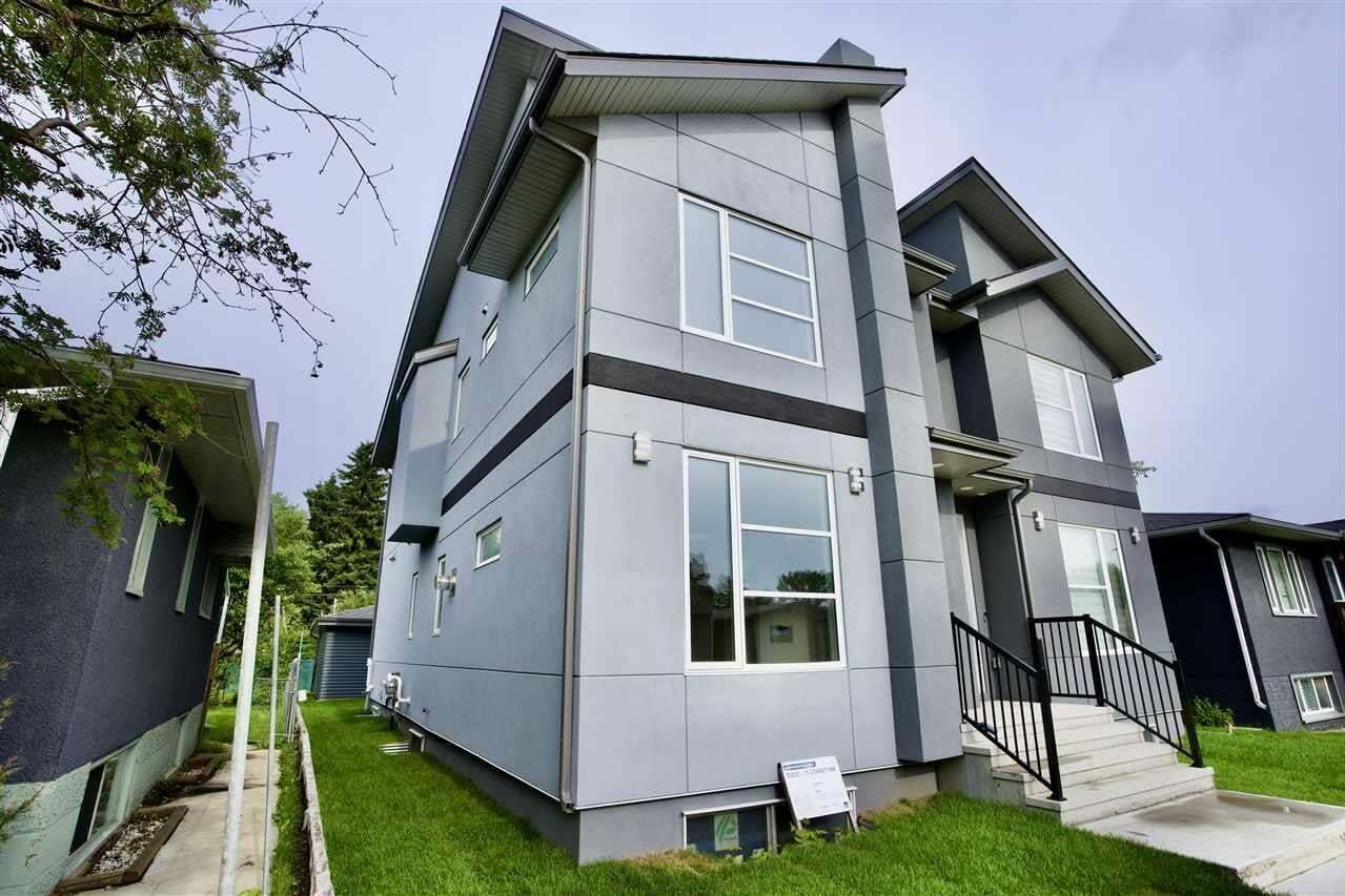 Townhouse for sale at 10237 79 St NW Edmonton Alberta - MLS: E4200559