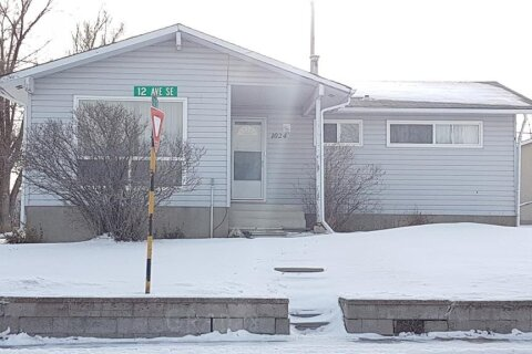 House for sale at 1024 12 Avenue Se  Drumheller Alberta - MLS: A1039207