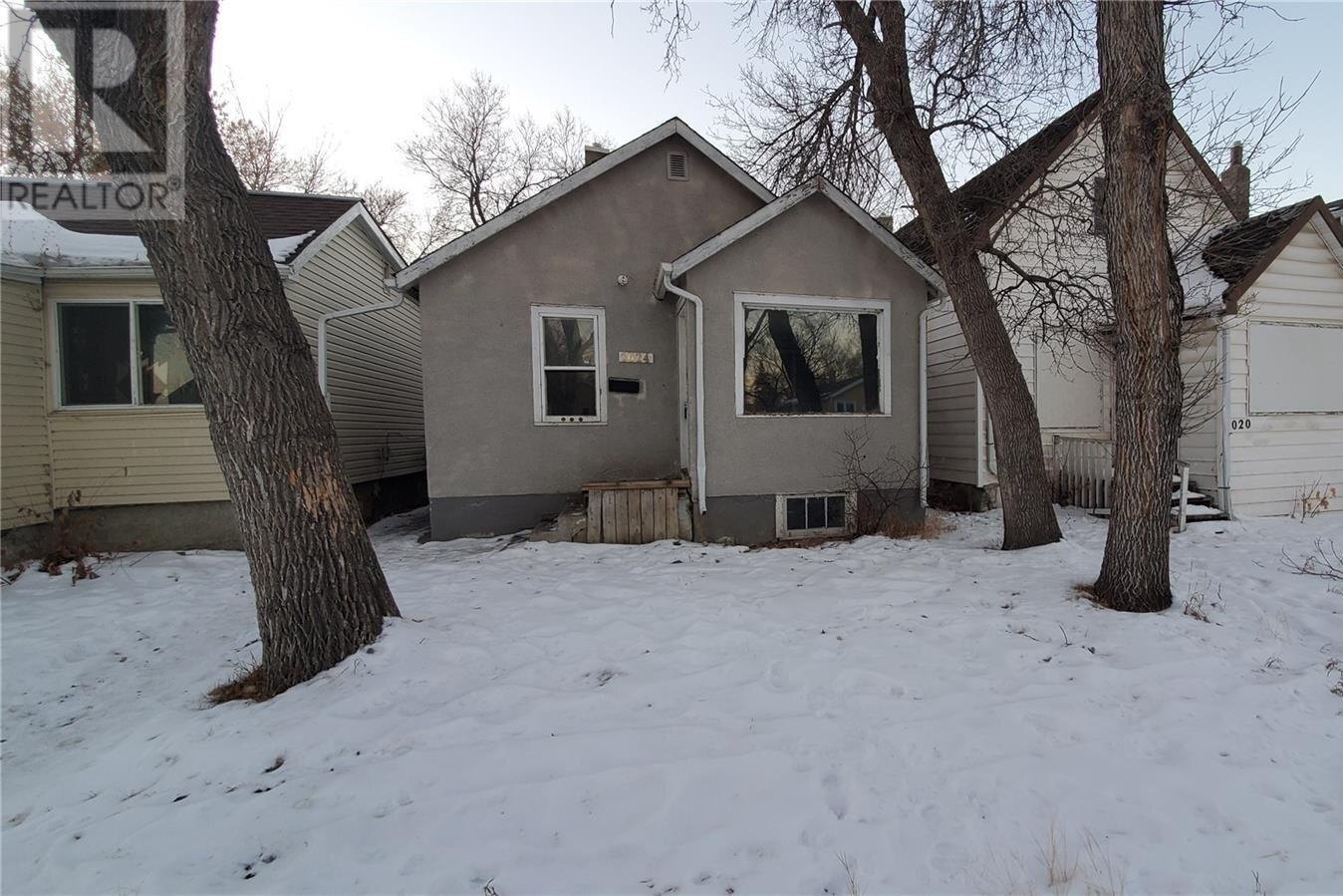 House for sale at 1024 Athol St Regina Saskatchewan - MLS: SK834916