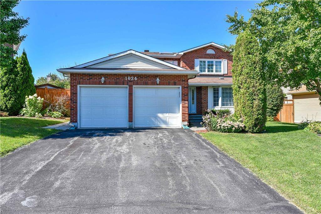 House for sale at 1024 Deauville Cres Ottawa Ontario - MLS: 1166687
