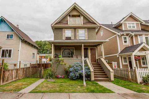 House for sale at 1024 20th Ave E Vancouver British Columbia - MLS: R2384181