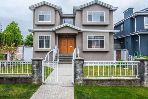 House for sale at 1024 51st Ave E Vancouver British Columbia - MLS: R2386174