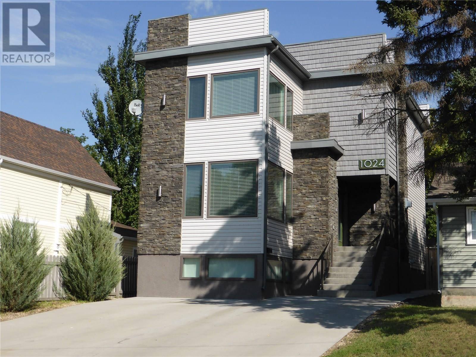 House for sale at 1024 Hochelaga St W Moose Jaw Saskatchewan - MLS: SK785701
