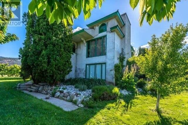 House for sale at 1024 Old Main Rd Naramata British Columbia - MLS: 183386