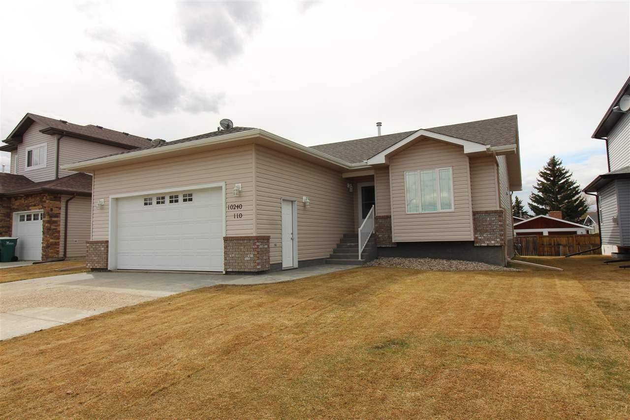 House for sale at 10240 110 Ave Westlock Alberta - MLS: E4195139