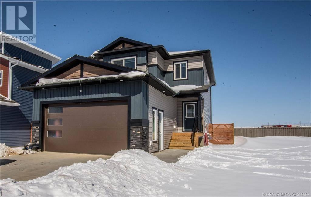 House for sale at 10242 128 Ave Grande Prairie Alberta - MLS: GP215269