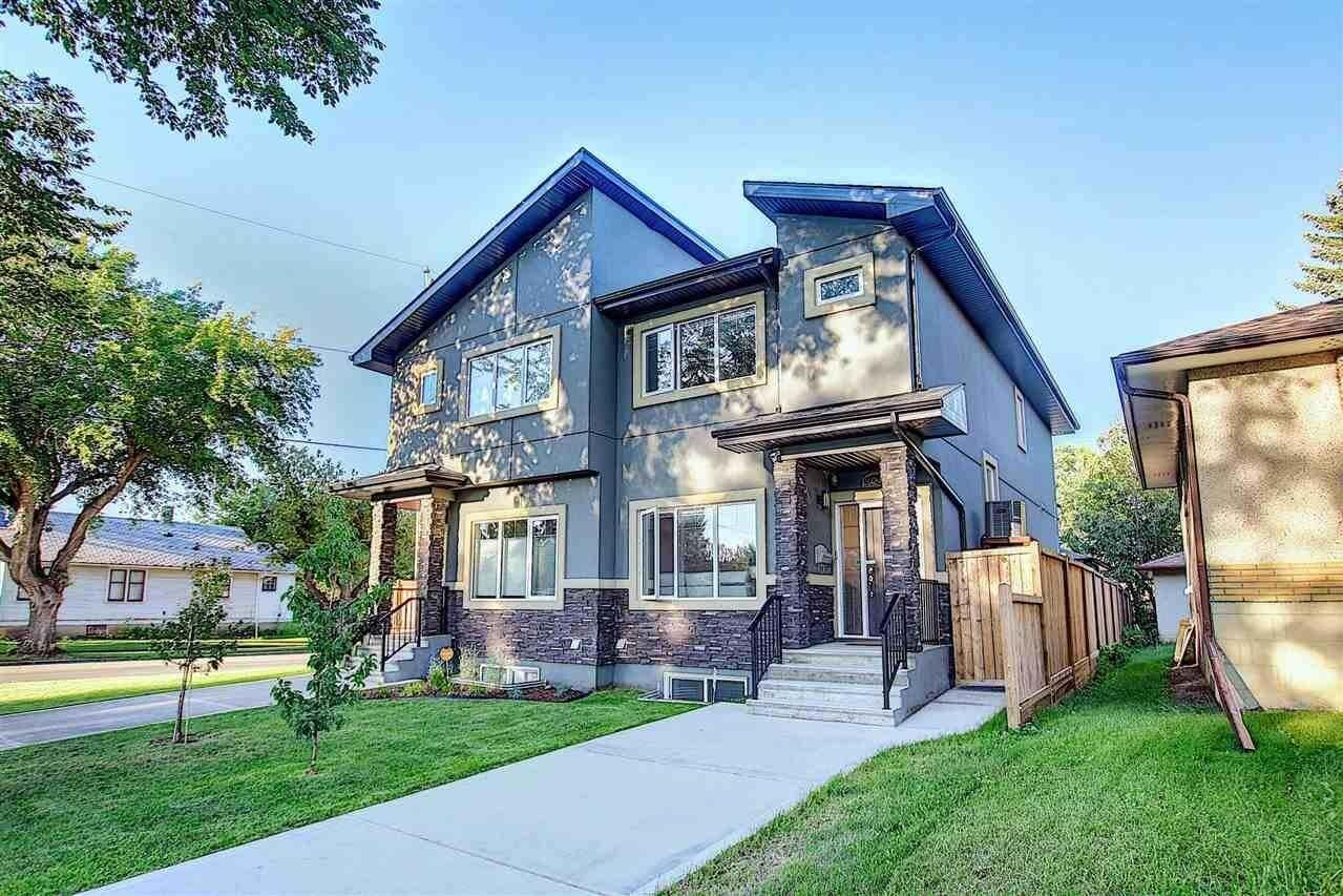 Townhouse for sale at 10247 84 St NW Edmonton Alberta - MLS: E4209604