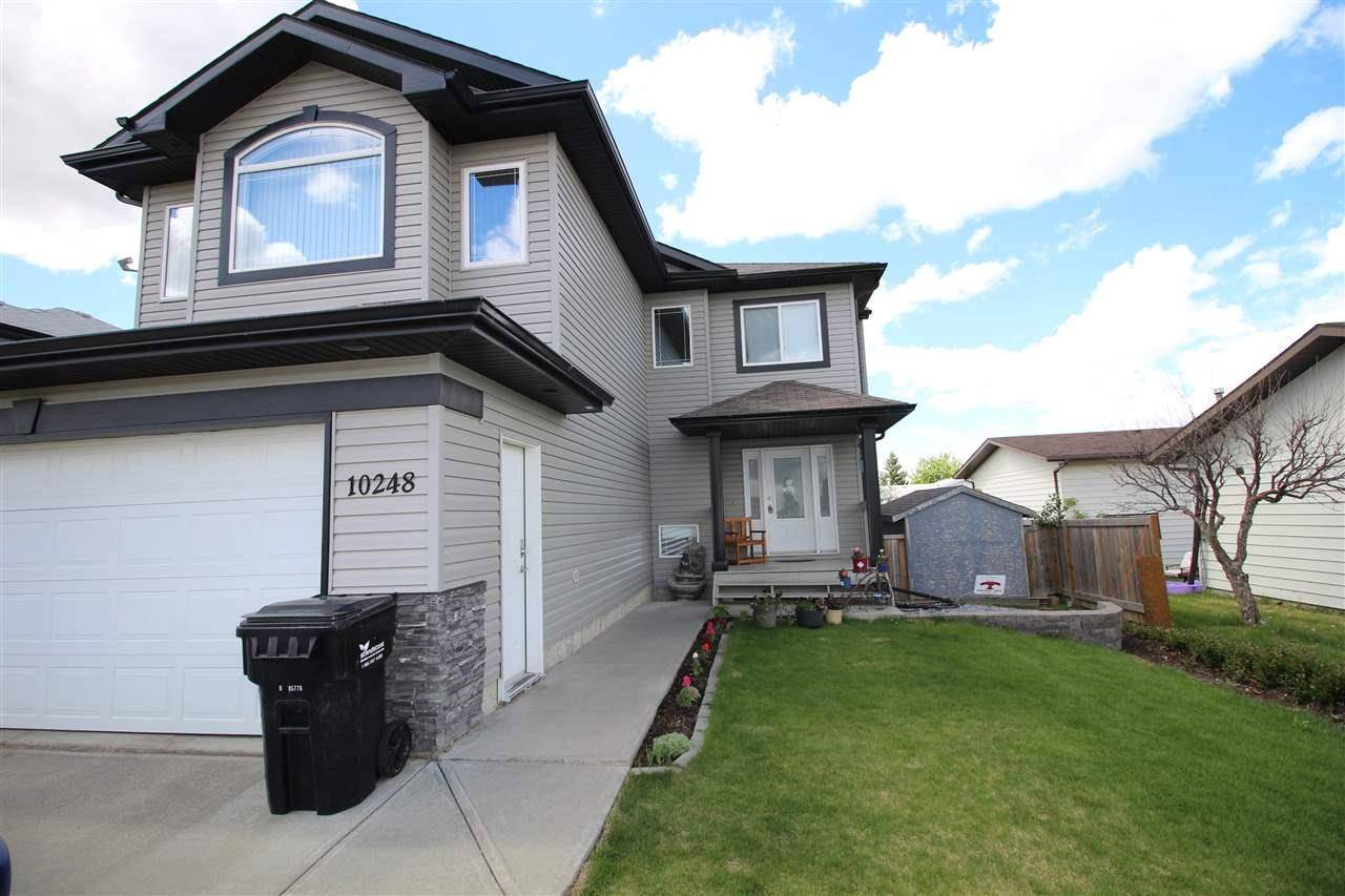 House for sale at 10248 110 Ave Westlock Alberta - MLS: E4146271