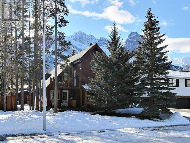 House for sale at 1025 15th St Canmore Alberta - MLS: 51822