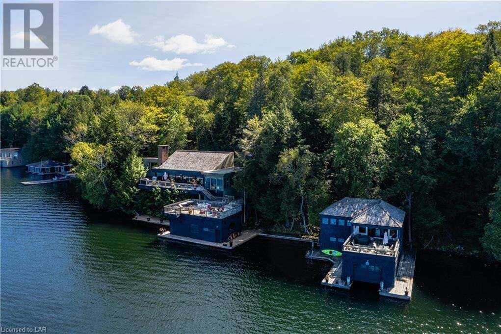 House for sale at 1025 Appian Wy Muskoka Lakes Ontario - MLS: 40020276