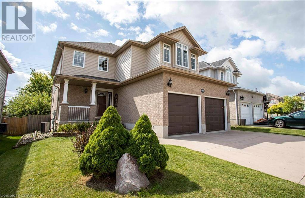 House for sale at 1025 Byronmanor Rd London Ontario - MLS: 220548