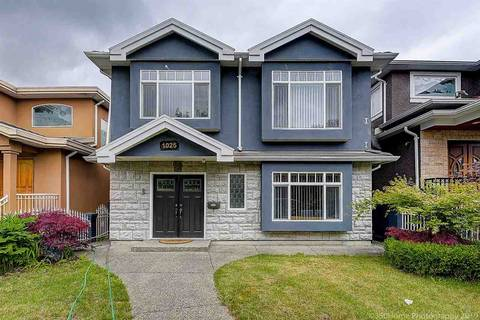 House for sale at 1025 50th Ave E Vancouver British Columbia - MLS: R2435564
