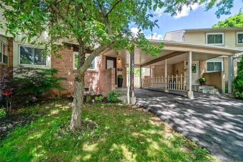 Townhouse for sale at 1025 Elizabeth Pl Oakville Ontario - MLS: W4807214