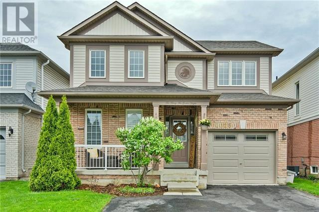 Sold: 1025 Gordon Heights, Milton, ON