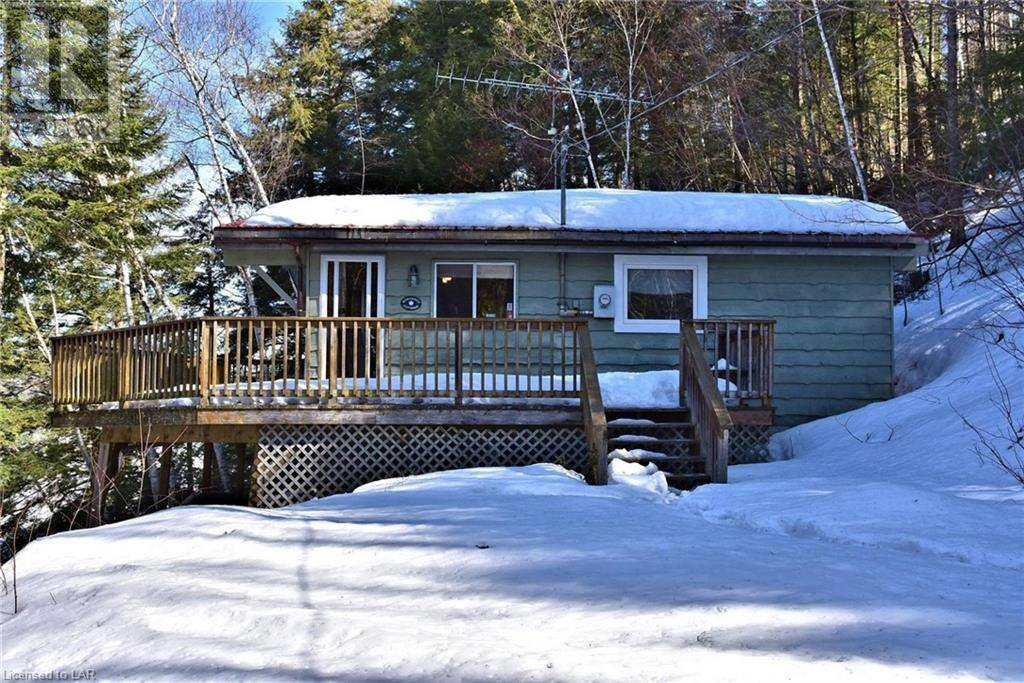 House for sale at 1025 Wampum Rd Haliburton Ontario - MLS: 248843