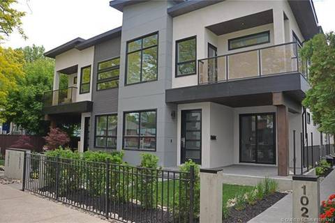 Townhouse for sale at 1025 Wilson Ave Kelowna British Columbia - MLS: 10181349