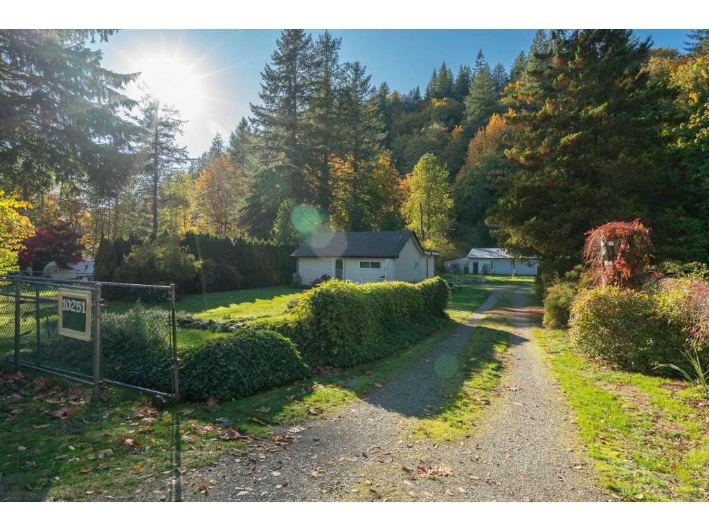 Sold: 10251 Parke Road, Mission, BC