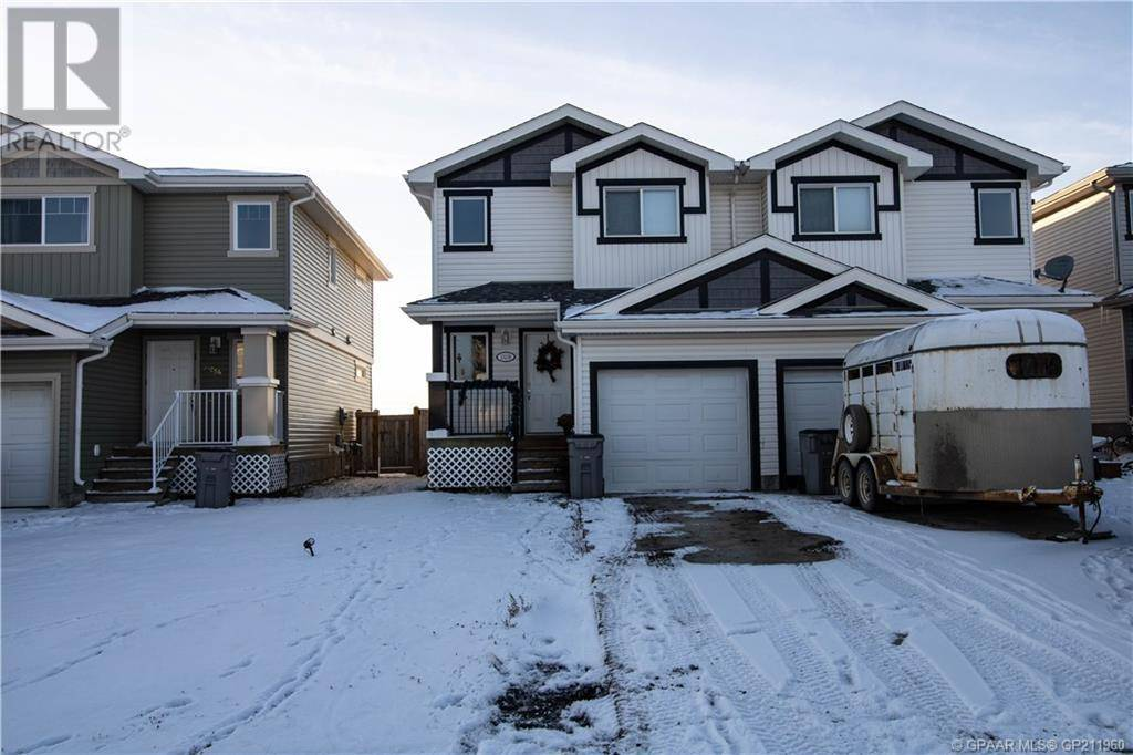 Townhouse for sale at 10258 85a Street Crescent Grande Prairie Alberta - MLS: GP211960