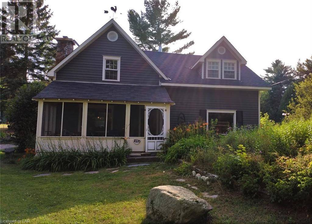 House for sale at 1026 Laycox Rd Gravenhurst Ontario - MLS: 215117