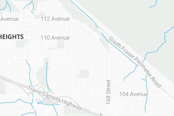Surrey Canada Map.10269 165b Street Surrey Sold On Nov 20 Zolo Ca