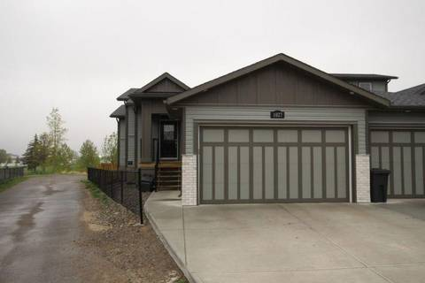 Townhouse for sale at 1027 Shantz Pl Crossfield Alberta - MLS: C4226268