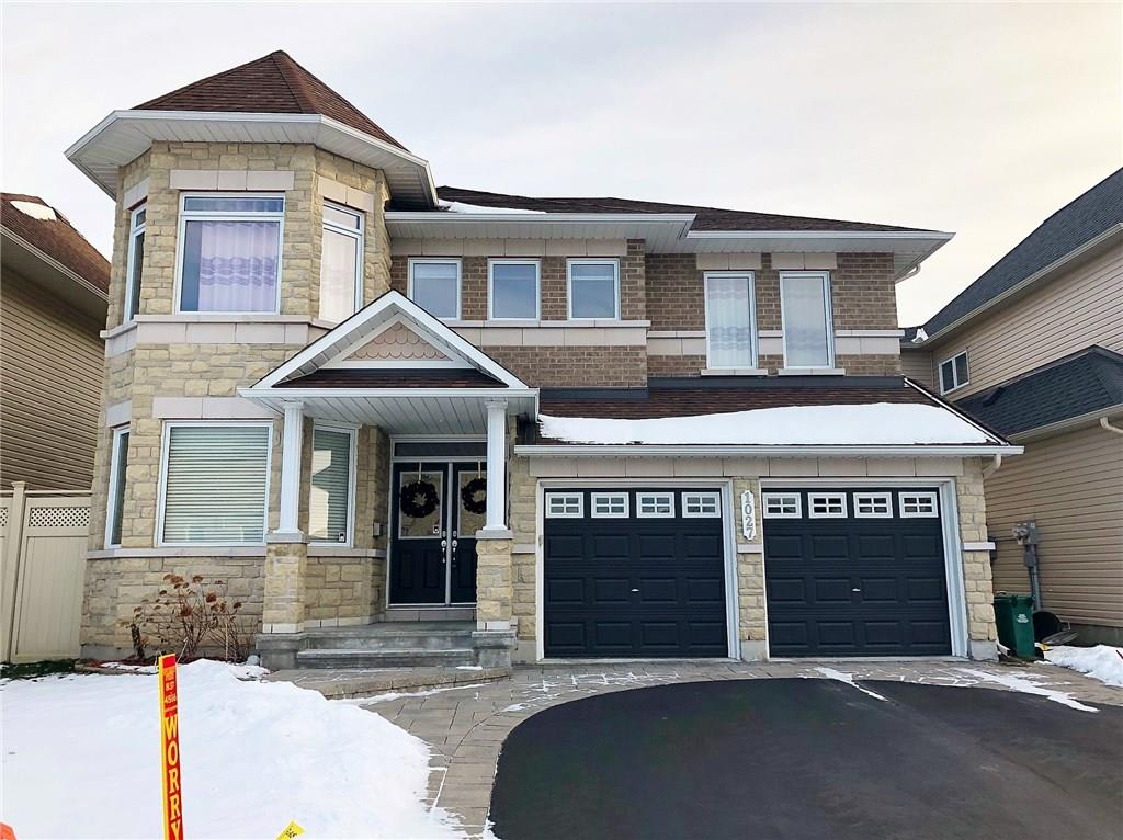 Removed: 1027 Winterspring Ridge, Orleans, ON - Removed on 2019-04-16 14:03:32